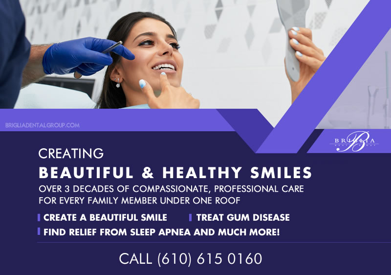 Creating Healthy Smiles for More Than 3 Decades, Briglia Dental Group