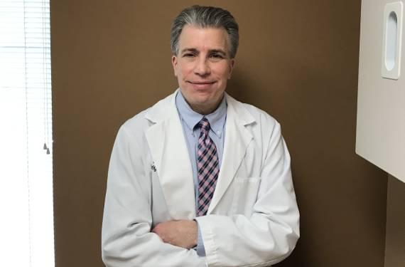 Dr. Ron Briglia Smiling