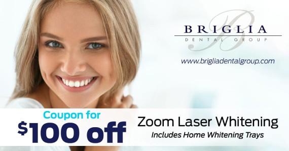 Zoom laser whitening