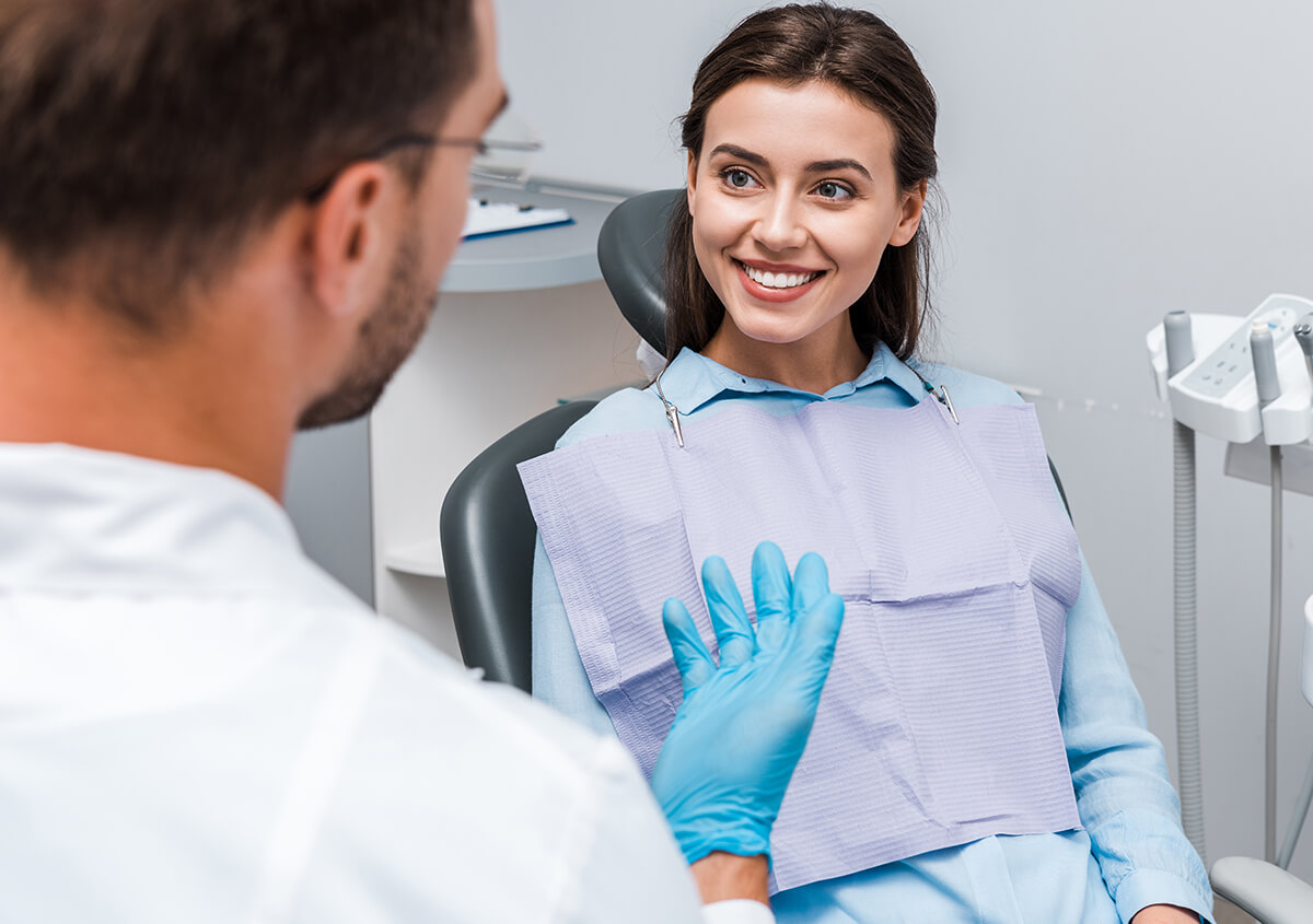 Cosmetic Dentist at Briglia Dental Group in West Chester PA Area