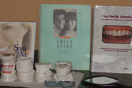 Smiles Will Be Designed by the Skilled and Experienced Porcelain Artists of Gold Dust Dental Lab
